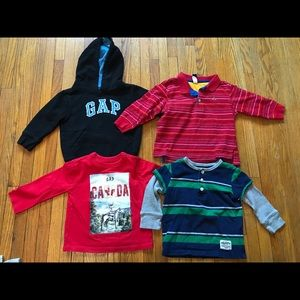 Gap 12-18 month clothing lot
